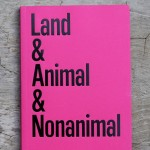 intercalations 2_Land Animal Nonanimal_c_Anna-Sophie Springer